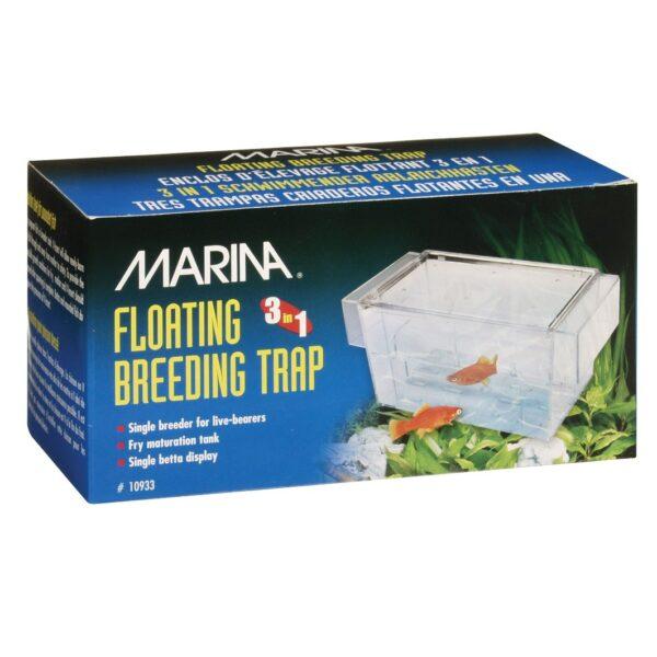 Enclos Flottant D'élevage pour poisson, 3 en 1 - Marina