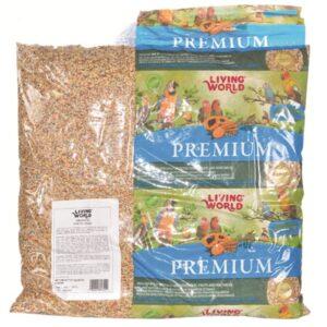 Mélange Premium pour Perruches Ondulées - Living World