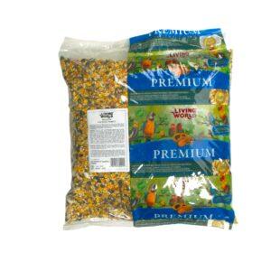 Mélange Premium pour Petits Perroquets - Living World