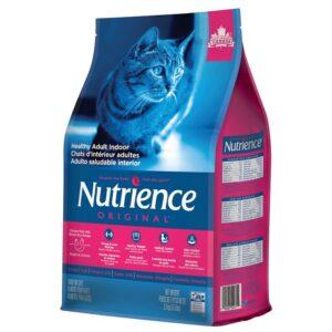 Nutrience Original pour Chat d'Intérieur Adulte