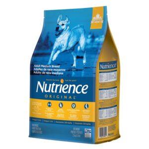 Nutrience Original pour Chiens Adultes de Moyenne Race