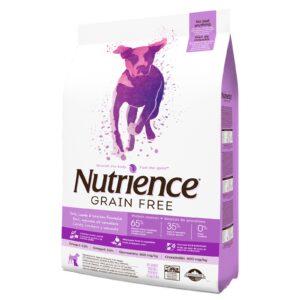 Sans Grain Porc, Agneau et Canard pour Chiens - Nutrience
