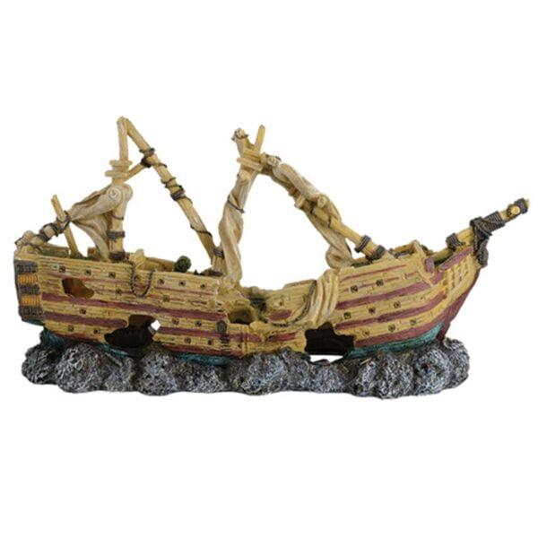Petite Épave de bateau