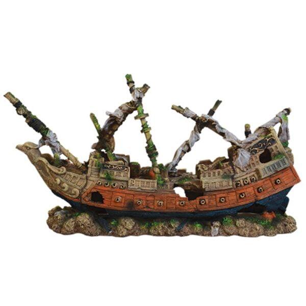 Grande Épave de bateau