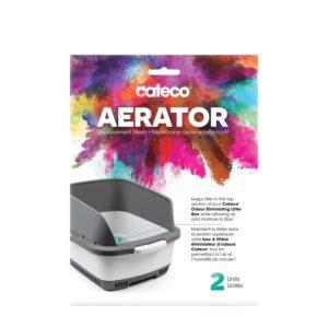 Aérateur de remplacement Cateco