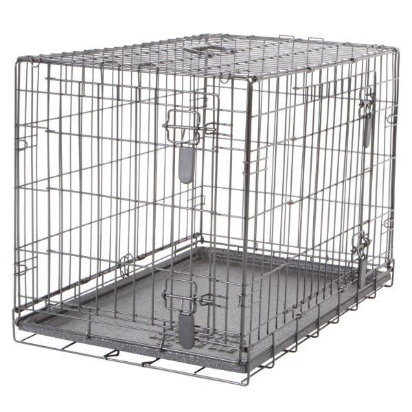 Cage grillagée moyenne - Dogit