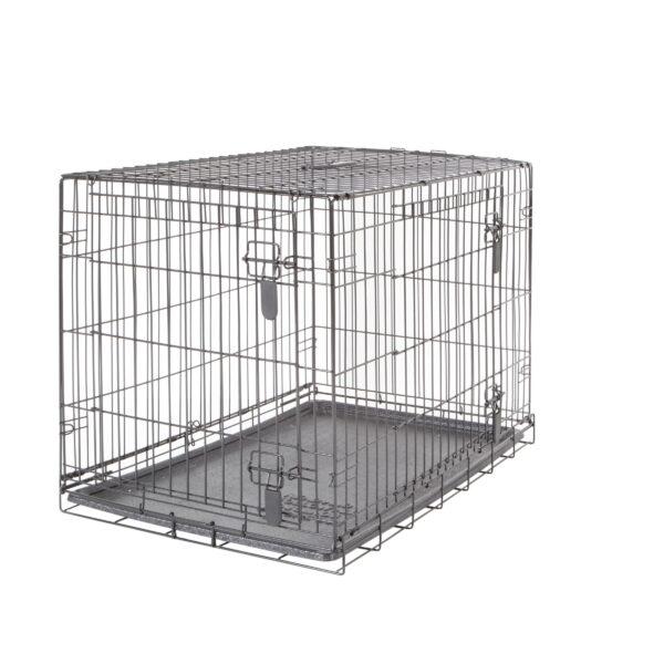 Cage grillagée grande - Dogit