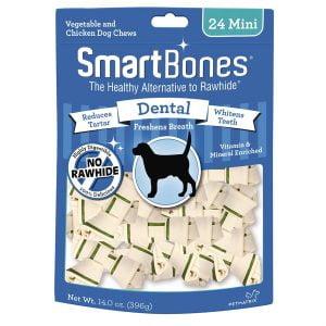 Mini os SmartBones Dentaire - Paquet de 24